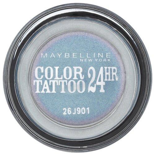 Maybelline New York Тени для век Color Tattoo 24 часа 87, Загадочный сиреневый maybelline color tattoo тени для глаз тон 102 мерцающая фантазия