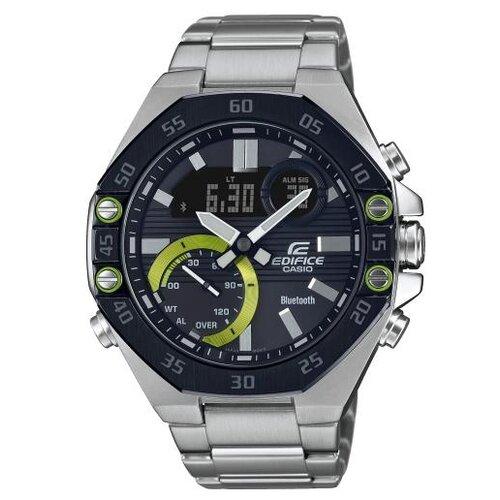 Наручные часы CASIO ECB-10DB-1A наручные часы casio ecb 800dc 1a