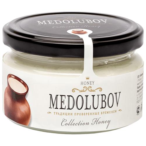 Крем-мед Medolubov с молоком 250 мл