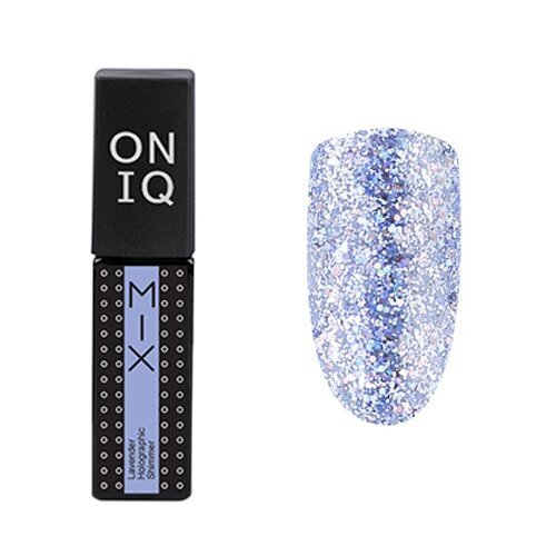 Купить Гель-лак для ногтей ONIQ MIX, 6 мл, оттенок 101S Lavender Holographic Shimmer