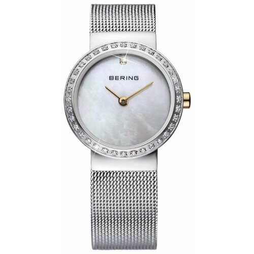 Наручные часы BERING 10725-010 bering часы bering 10725 765 коллекция ceramic