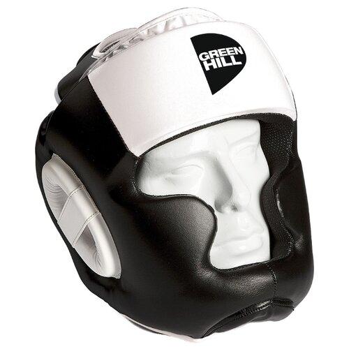 Шлем боксерский Green hill Poise HGP-9015, р. LСпортивная защита<br>