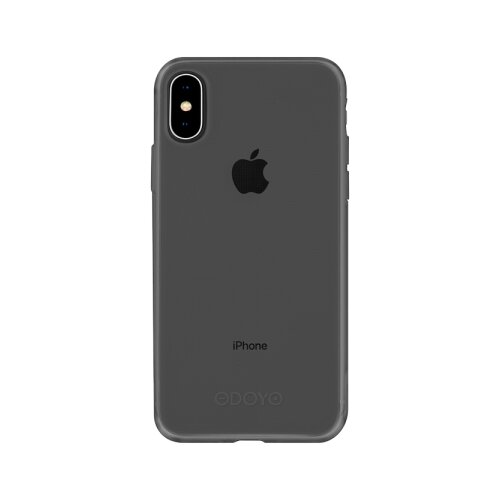 цена на Чехол Odoyo Soft Edge для Apple iPhone X (PH3601) Graphite black