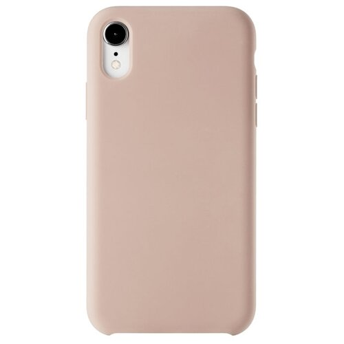 Чехол uBear Touch Case для Apple iPhone Xr light rose