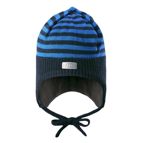 Купить Шапка Lassie размер S/003, синий/голубой, Головные уборы