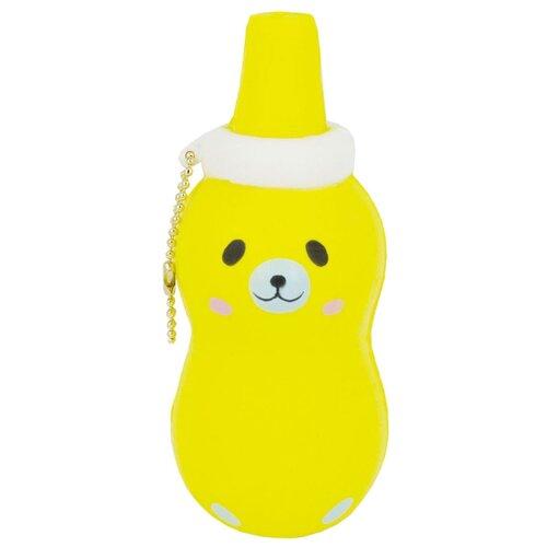 Игрушка-мялка Dolemikki Кетчуп WJ0075 желтый