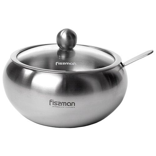 Сахарница Fissman 5872 нержавеющая сталь