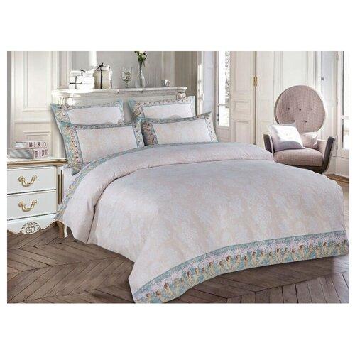 цена Постельное белье 1.5-спальное Jardin Angel_1_3320 сатин онлайн в 2017 году