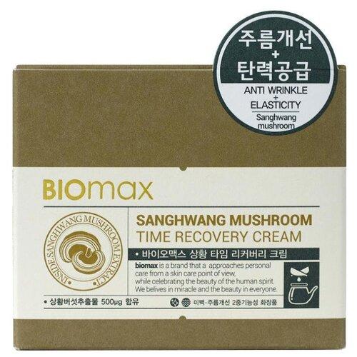 Крем Biomax с экстрактом гриба санхван 100 мл.