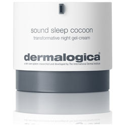 Dermalogica Sound Sleep Cocoon transformative night gel-cream Ночной восстанавливающий крем для лица