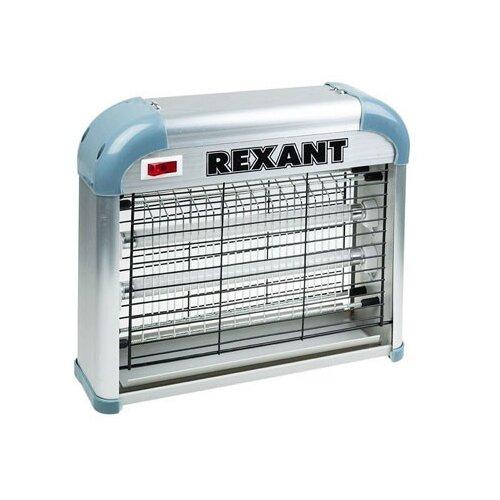 Фото - Электрическая ловушка REXANT R60 (71-0036), 1100 г, белый/серый электрическая ловушка rexant r30 71 0016 610 г черный
