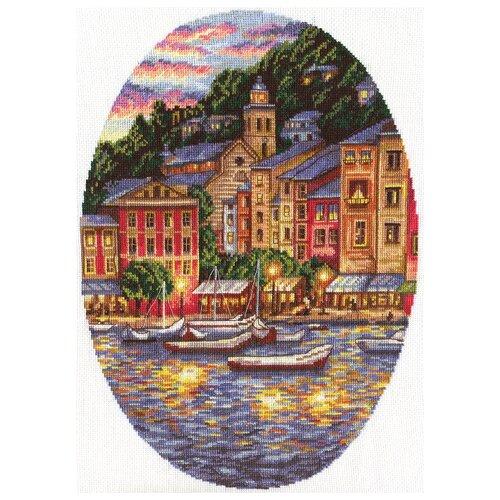 Купить PANNA Набор для вышивания Портофино 24 х 34 см (GM-1172), Наборы для вышивания