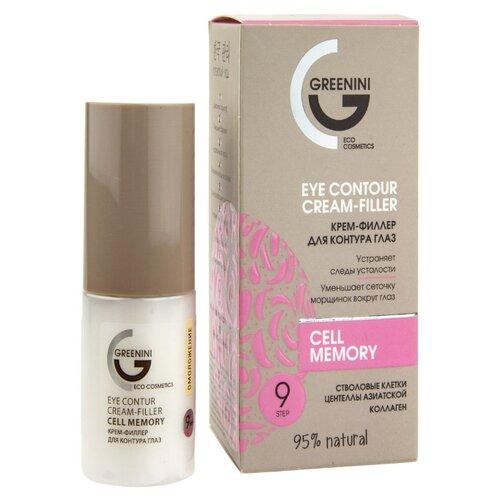 Greenini Крем-филлер для контура глаз Eye Contour Cream-Filler 30 мл