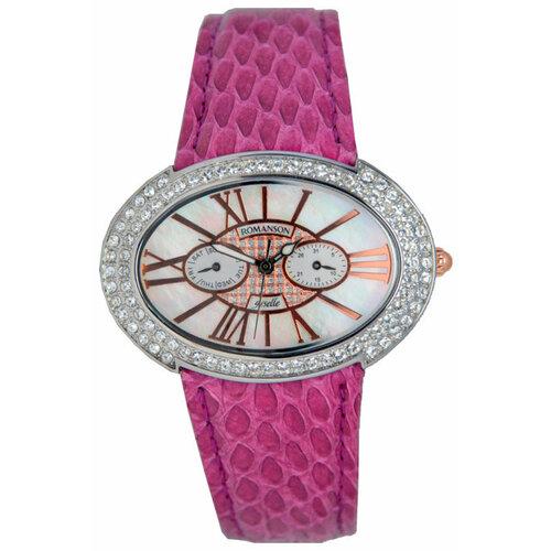 Наручные часы ROMANSON RL8217TLJ(WH) romanson часы romanson tl0337mw wh коллекция gents fashion