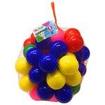 Шарики для сухих бассейнов Okikid 50 штук, 8 см (Т2-2-003)