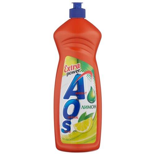 AOS Средство для мытья посуды Лимон 0.9 кг