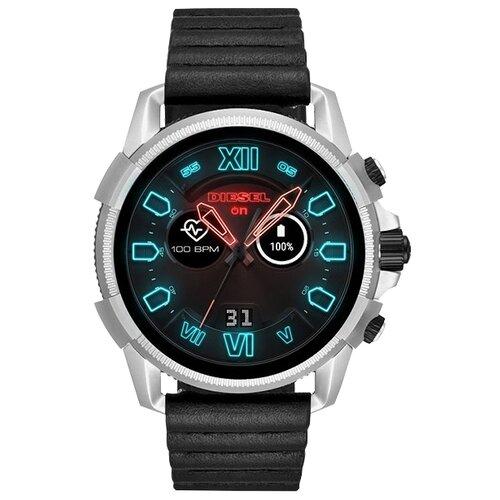 Умные часы c GPS DIESEL On Full Guard 2.5 серебристый