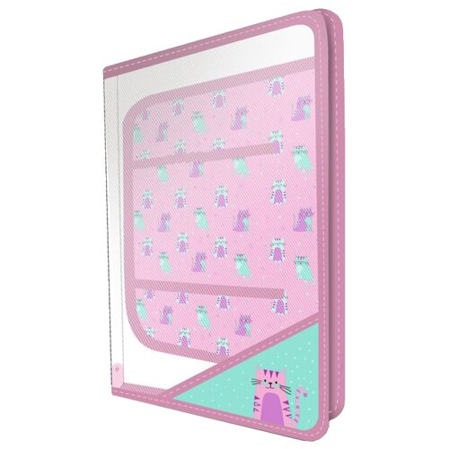 Феникс+ Папка для уроков труда Розовый хвост А4 (48149) розовый