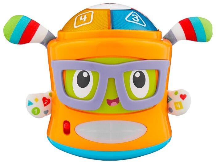 Интерактивная развивающая игрушка Fisher-Price Веселые ритмы. Фрэнки (FTG08)