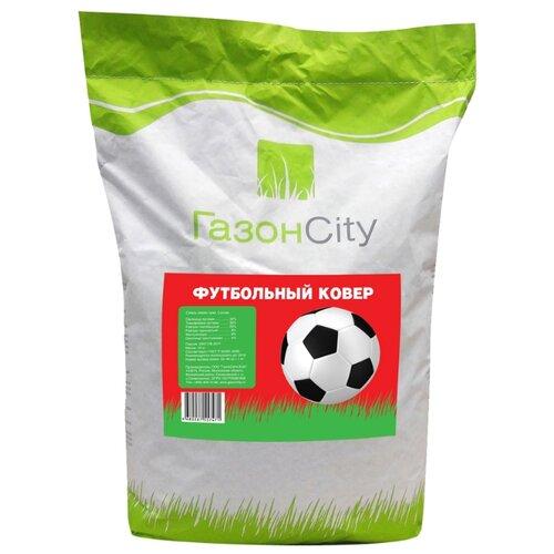 Смесь семян ГазонCity Футбольный ковер, 10 кг фото