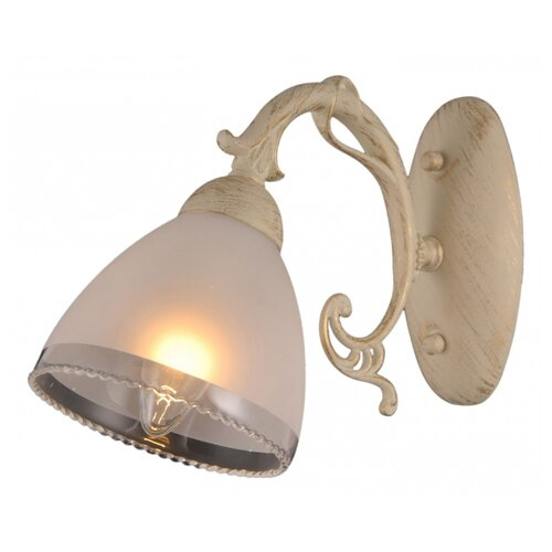 Настенный светильник Natali Kovaltseva 79010/1W Beige Gold, 40 Вт бра natali kovaltseva passion 11360 1w white gold