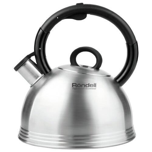 Rondell Чайник Premiere RDS-237 2,4 л стальной