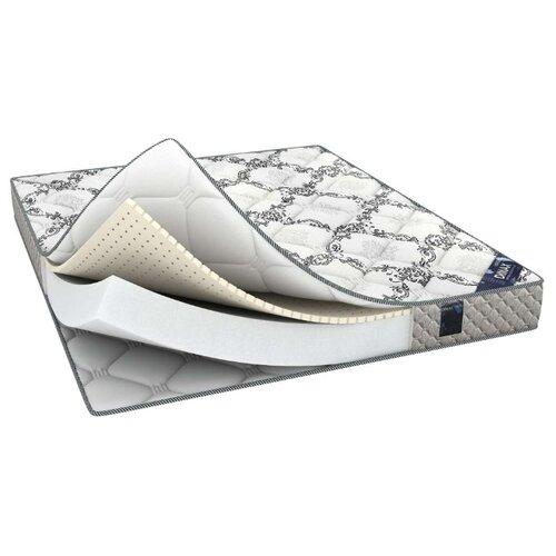 Матрас Dimax Твист Ролл Софт 180x200, серый