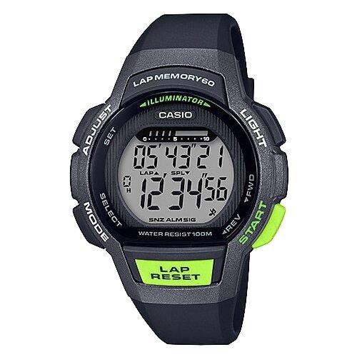 Наручные часы CASIO LWS-1000H-1A цена 2017