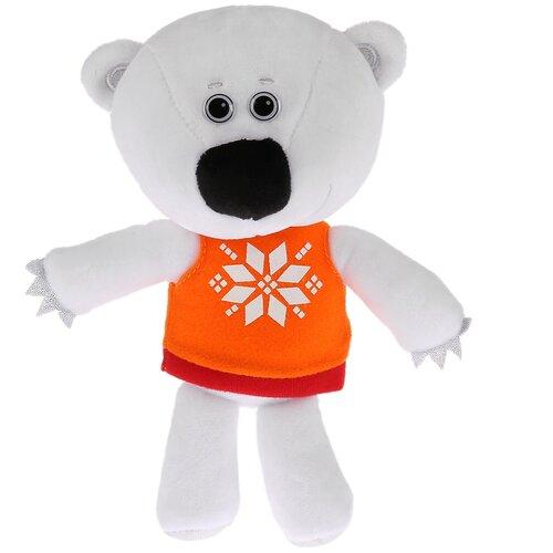 Мягкая игрушка Мульти-Пульти Ми-ми-мишки Медвежонок Белая тучка без чипа 20 см в пакете игрушка мягкая мульти пульти ми ми мишки медвежонок кеша 25 см музыкальный