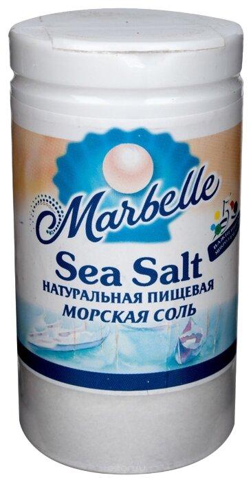 Marbelle Соль морская, мелкая, 80 г