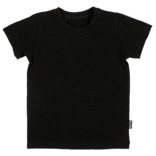 Купить Футболка bodo размер 92-98, черный, Футболки и рубашки