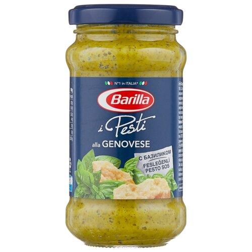 Соус Barilla Pesti alla genovese, 190 г комплект alla buone alla buone mp002xw1i43n