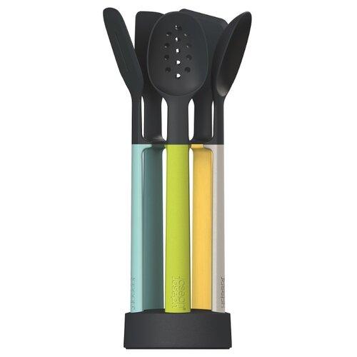 Набор силиконовых кухонных инструментов Joseph Joseph Elevate™ Оpal на подставке набор кухонных инструментов joseph joseph elevate™ multi без подставки