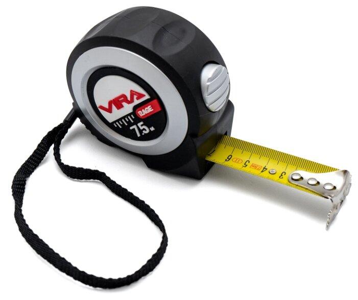 Измерительная рулетка Vira Rage 100049 25 мм x 7.5 м