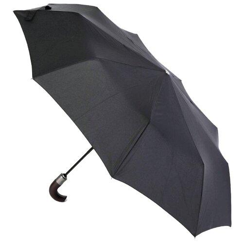 Зонт автомат ZEST 13940 черный зонт детский щенки