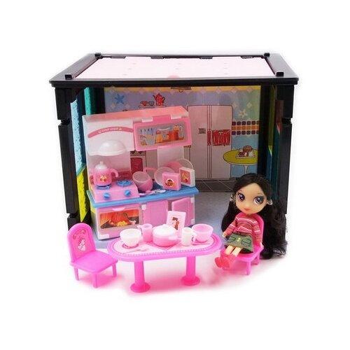 Игровой набор ABtoys Модный дом PT-00850