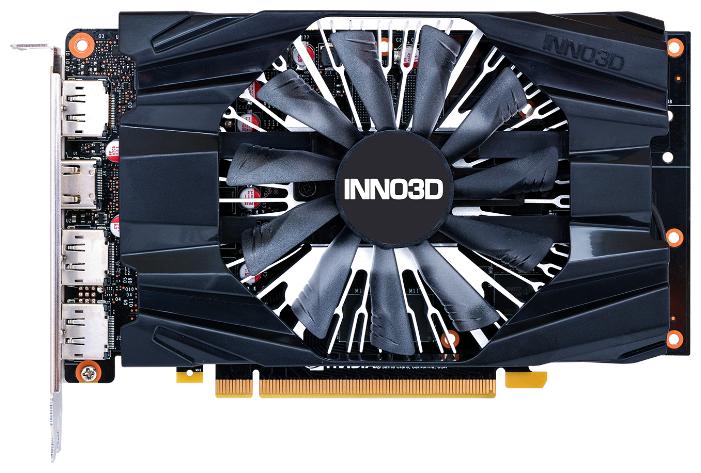 Видеокарта INNO3D GeForce GTX 1660 SUPER 1785MHz PCI-E 3.0 6144MB 14000MHz 192 bit HDMI 3xDisplayPort HDCP Compact — купить по выгодной цене на Яндекс.Маркете