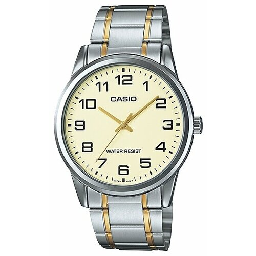 Наручные часы CASIO MTP-V001SG-9B наручные часы casio lq 139l 9b