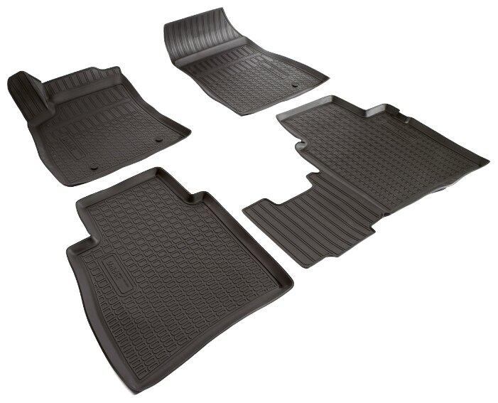 Комплект ковриков NorPlast NPA11-C61-630 4 шт.