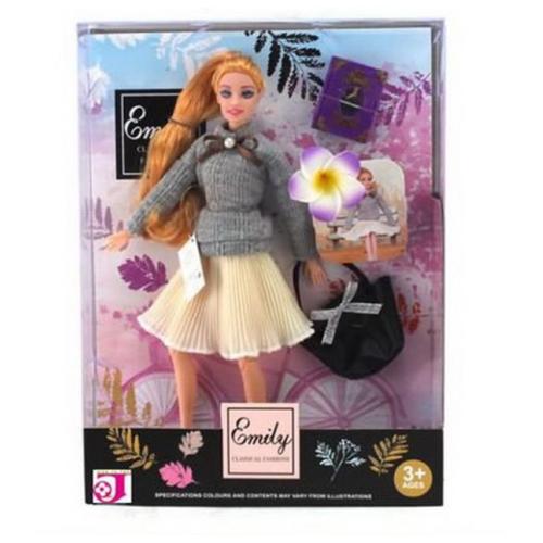 Кукла Junfa toys Эмили, QJ070Куклы и пупсы<br>