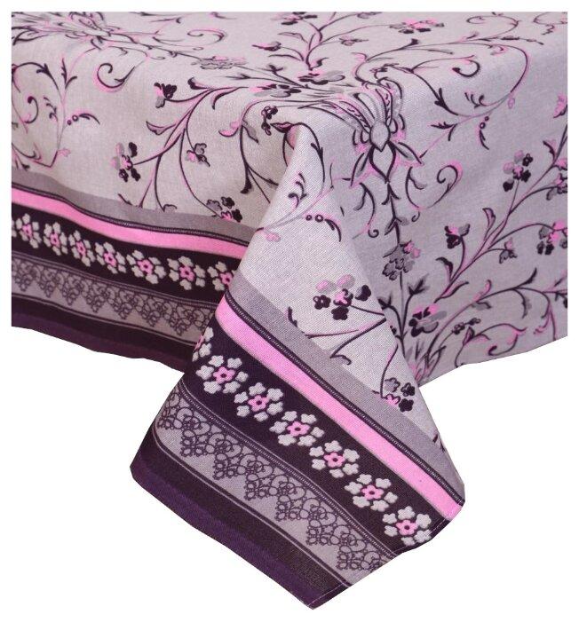 Скатерть Текстильная лавка Спринг (Скр_150_10) 150х150 см