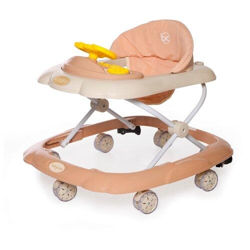 Ходунки Baby Care Optima бежевый baby care baby care ходунки walker розовые