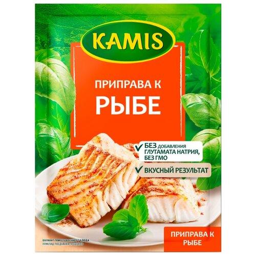 KAMIS Приправа К рыбе, 25 гСпеции, приправы и пряности<br>