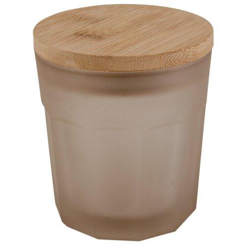 Gift'n'Home Емкость для сыпучих продуктов 430 мл серый/матовый