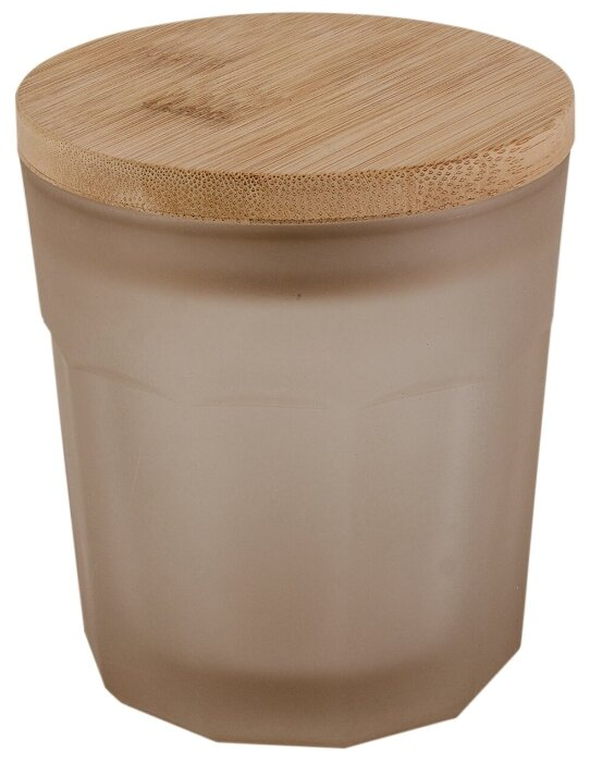 Gift n Home Емкость для сыпучих продуктов 430 мл серый/матовый