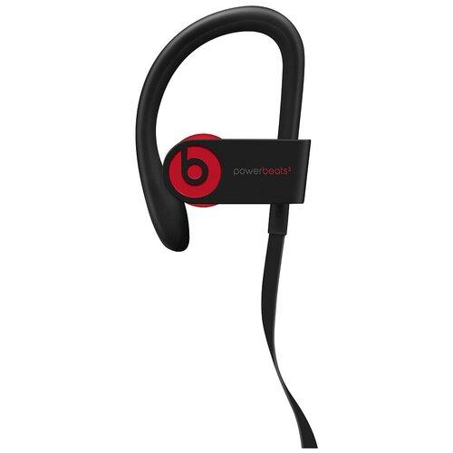 Беспроводные наушники Beats Powerbeats3 Wireless, дерзкий чёрно-красный