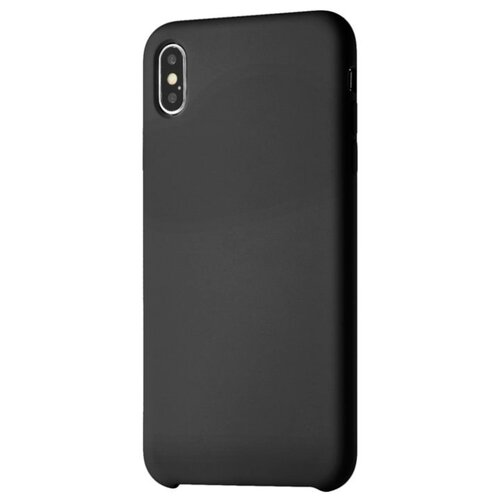 Чехол uBear Touch Case для Apple iPhone Xs Max black