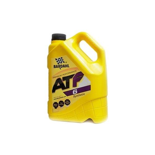 Трансмиссионное масло Bardahl ATF VI 5 л