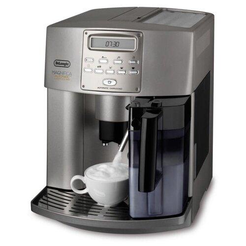 цена на Кофемашина De'Longhi Magnifica Automatic Cappuccino ESAM 3500 серебристый