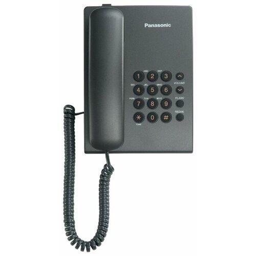 Телефон Panasonic KX-TS2350 титановый